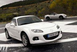 Mazda MX-5 ND vs NC: ¿Más pequeño significa menos espacio?