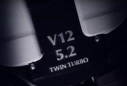 Aston Martin muestra su nuevo motor V12 biturbo