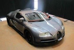 ¿Pagarías 75.000 euros por esta réplica del Bugatti Veyron?
