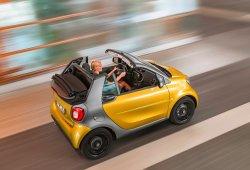 Precio del Smart Fortwo Cabrio 2016: desde 15.500 euros en España