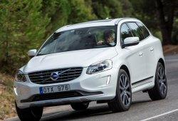 Suecia - Abril 2015: El Volvo XC60 se mete en el podio