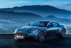 El Aston Martin DB11 se filtra antes de tiempo, y es precioso