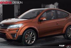 Mahindra XUV Aero Concept, un prototipo de SUV de carácter urbano