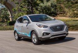 Un millón de millas con los Hyundai Tucson FCEV americanos