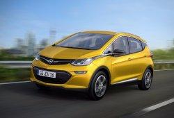 Opel Ampera-e, el nuevo eléctrico de la firma alemana