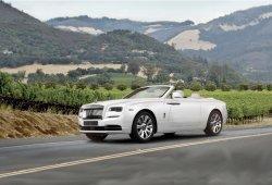 El primer Rolls-Royce Dawn se subasta por 750.000 dólares