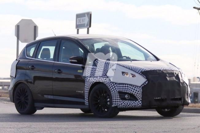 Ford c max 2017 ya est en marcha por estados unidos motor es