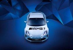 ¿Llegará Alpine a montar motores de Mercedes-AMG?