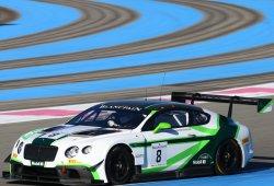 Andy Soucek también disputará la 'Sprint Cup' de las Blancpain GT Series