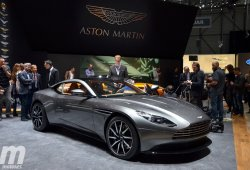 Aston Martin DB11, el sucesor del DB9 ya está entre nosotros