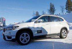 BMW X1 híbrido enchufable, descubrimos el futuro X1 xDrive30e