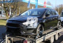 El Ford Focus 2018 prueba su nuevo chasis y nos muestra el interior