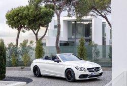 Mercedes-AMG C 63 Cabrio 2017, al detalle: 510 CV en carrocería descapotable
