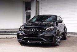 """Mercedes GLE Coupé """"Inferno"""", lo nuevo de TOPCAR"""