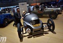 Morgan EV3, el threewheeler eléctrico ya está aquí