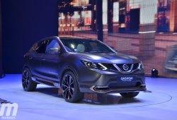 Nissan Qashqai Premium Concept, tecnología autónoma en Ginebra
