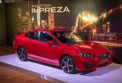 Subaru Impreza 2017, perdiendo fiereza pero ganando refinamiento