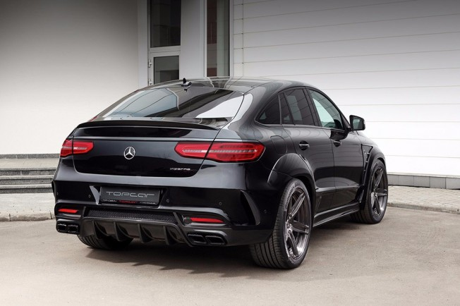 TOPCAR Mercedes GLE Coupé Inferno