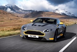 El nuevo Aston Martin V12 Vantage S, ahora con cambio manual