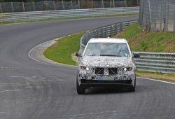 BMW X5 2018, fotos espía de su nueva generación en Nürburgring