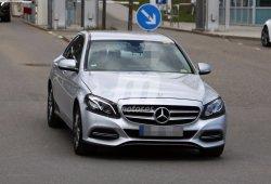 Cazamos al Mercedes Benz Clase C 2017 facelift