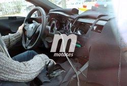 Opel Insignia 2017, primeras imágenes de su interior