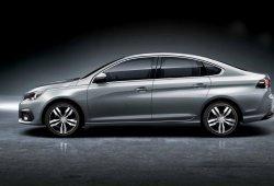 Peugeot 308 Sedan 2017, nuevo compacto de cuatro puertas para China