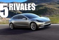 El nuevo Tesla Model 3 tendrá que enfrentarse a estos rivales