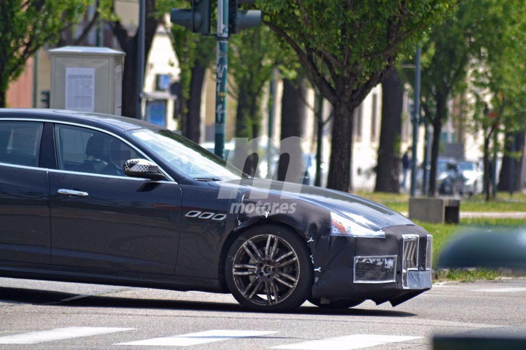 2017 - [Maserati] Quattroporte restylée Maserati-quattroporte-facelift-201627961_3