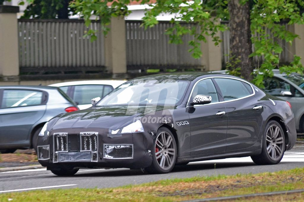 2017 - [Maserati] Quattroporte restylée Maserati-quattroporte-facelift-201627961_7