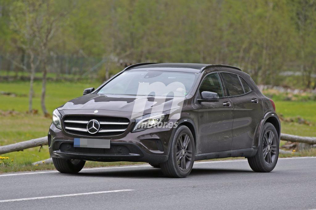 2018 - [Mercedes-Benz] GLB Mercedes-benz-glb-2018-chasis-test-201627905_1