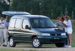 Celebramos el 20 aniversario del Citroën Berlingo