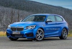 Se acerca una revolución en las futuras Series 1 y 2 de BMW
