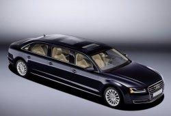La nueva generación del Audi A8 se enfrentará al Clase S Maybach... ¿y al coupé?