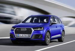 Así es como el Audi SQ7 acelera de 0 a 100 km/h