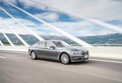 BMW 750d, una berlina empujada por un motor diésel de cuatro turbos