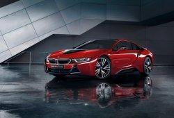 BMW i8 Celebration Edition Protonic Red, exclusivo para Japón