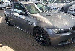 La BMW M3 Pick-Up se ha hecho realidad para un cliente en Sudáfrica