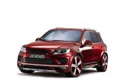 JE Design hace más interesante el Volkswagen Touareg 7P R-Line
