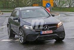 Echando un vistazo al Mercedes-AMG GLC 63, la esperada versión radical
