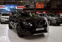 Nissan Qashqai y X-Trail Black Edition, nuevas ediciones limitadas desde el Salón de Madrid