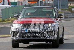 El Range Rover Sport 2017 nos muestra el interior por primera vez