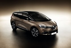 Renault Grand Scenic 2016, el hermano mayor ya ha llegado