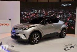El Toyota C-HR estará presente en el Madrid Auto 2016