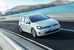 Volkswagen e-Golf 2017, con más potencia y hasta 300 kilómetros de autonomía