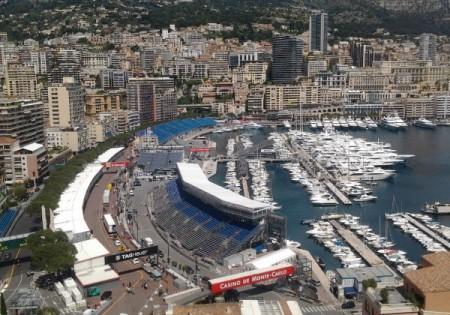 En directo la carrera del Gran Premio de Mónaco de F1 2016