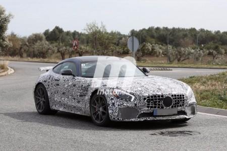 El Mercedes-AMG GT R será presentado en el Festival de Goodwood