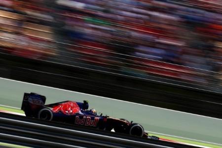 Toro Rosso quiere tener motores a la última en 2017