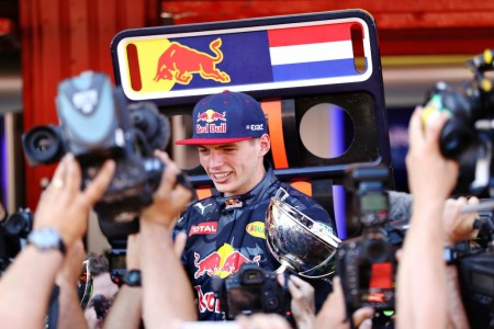 Verstappen dispara la venta de entradas para Spa