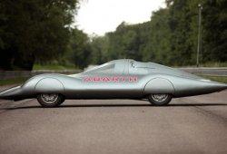 Ejemplar único: Abarth 1000 Balbiero Record Car de Pininfarina a subasta